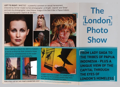 The London Photo Show